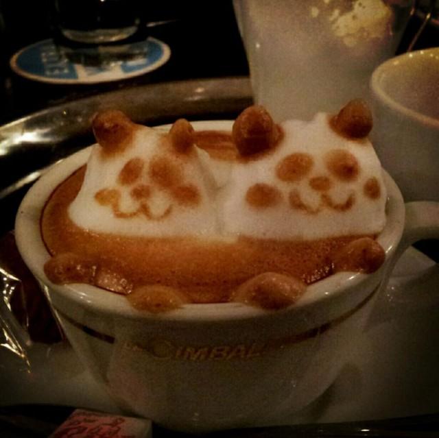 Kazuki Yamamoto - latte art - 17