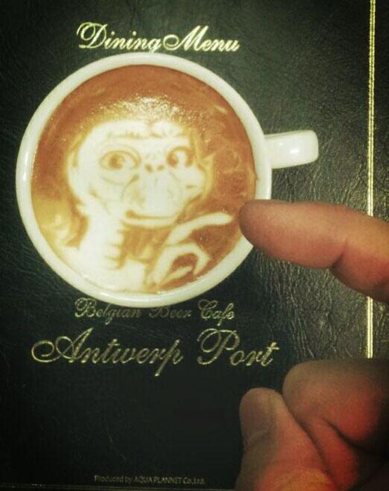 Kazuki Yamamoto - latte art - 18