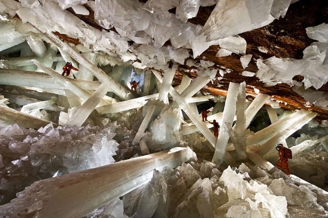 Naica Mine, Mexico