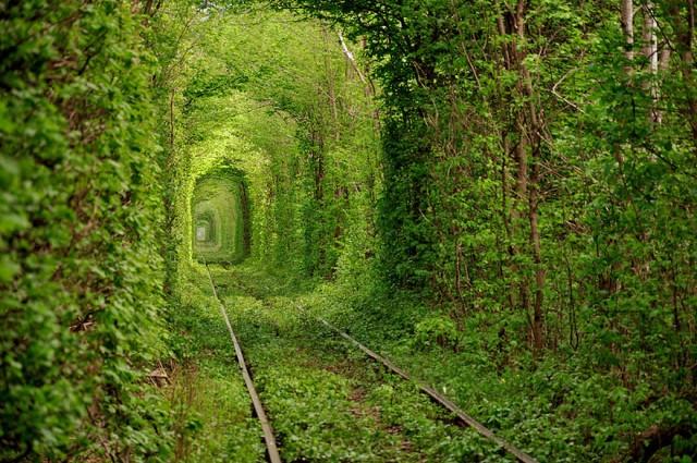 tunnel love ukraine