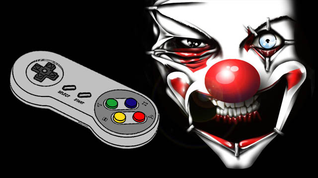 clowns-videogames