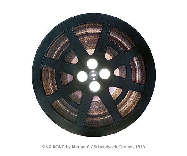 THE UNSEEN SEEN, King Kong, 1933
