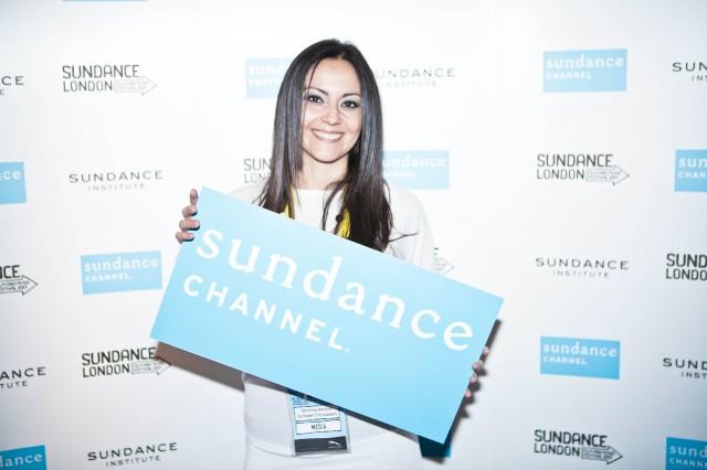 Η Χριστίνα Γεωργίου εκπροσώπησε την Cablenet στο Sundance London 2013