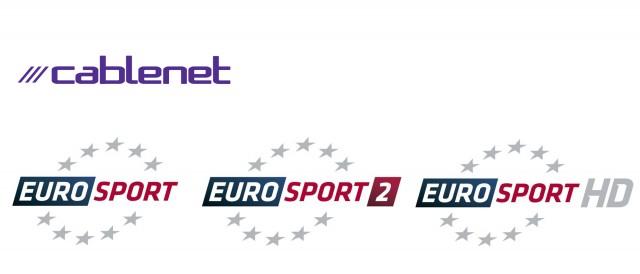 Cablenet - Eurosports logos