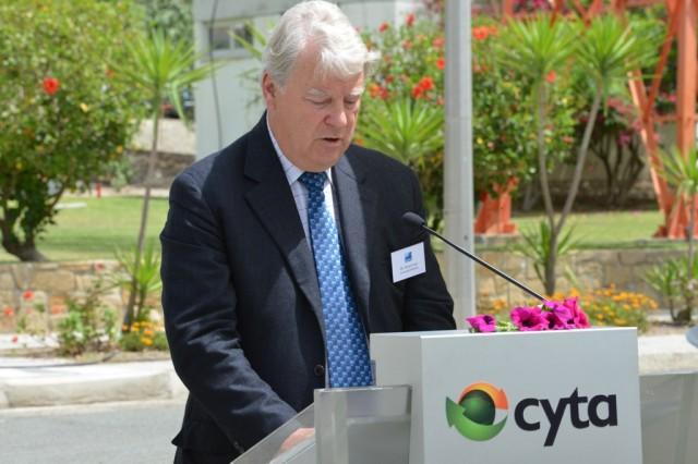 Ο Διοικητικός Σύμβουλος του Ομίλου AVANTI κ. Richard Vos