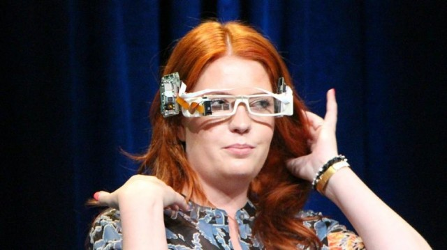 Google Glass start