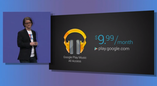 Google Play Music All Access 01