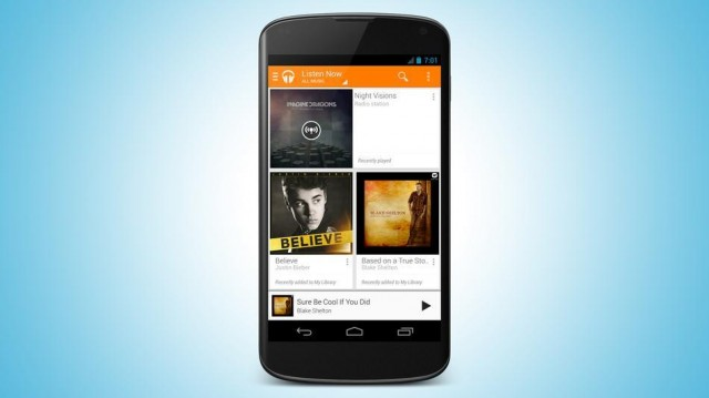 Google Play Music All Access 02