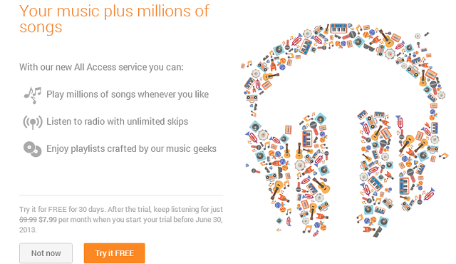 Google Play Music All Access 03