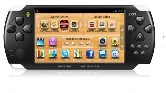 Jxd S602 Black Android Game Player