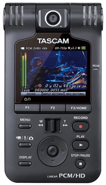 TASCAM DR-V1HD