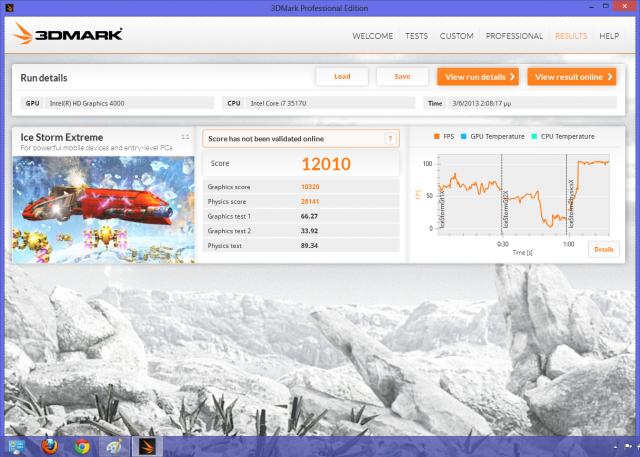 3DMark_Ice Storm Extreme