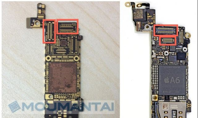 5s motherboard