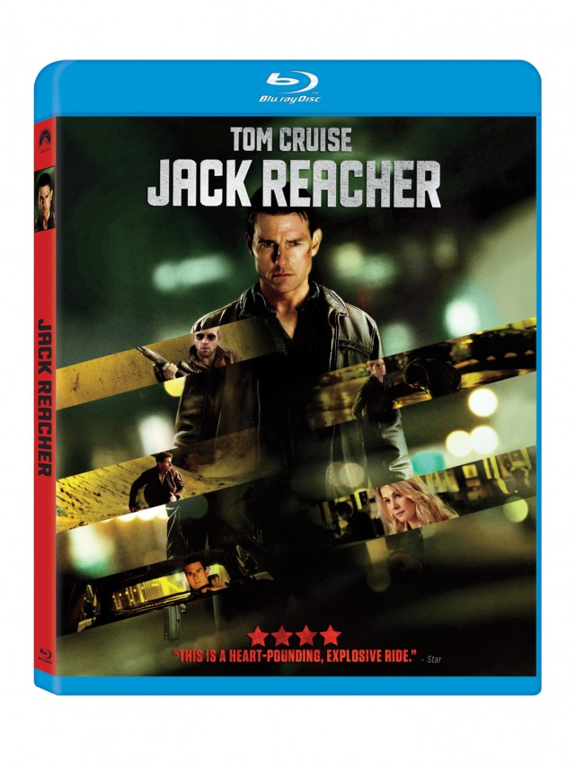 JACK REACHER BD-2
