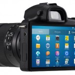 Samsung Galaxy NX mirrorless camera 01