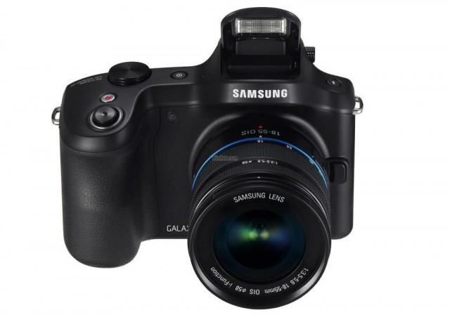 Samsung Galaxy NX mirrorless camera 03