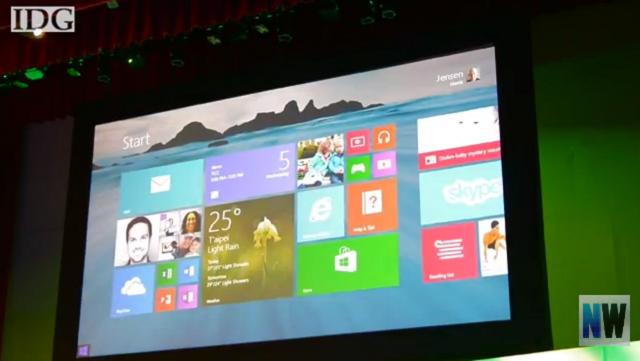 windows 81 start button