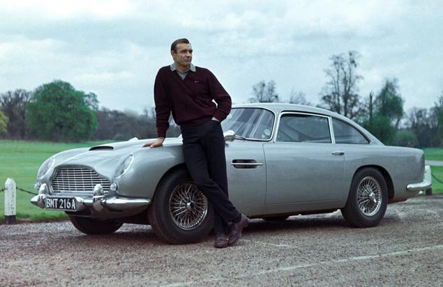 JamesBond-Goldfinger-Car