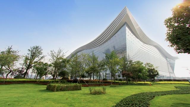 New Century Global Center 01