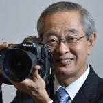 Nikon President Makoto Kimura