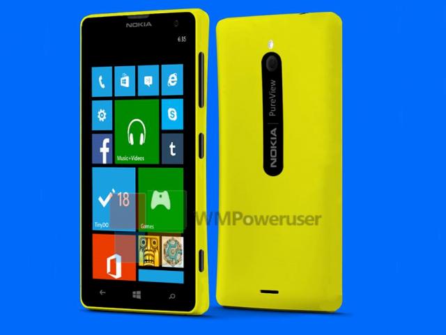 Nokia lumia 729 αποκλειστικά από την verizon
