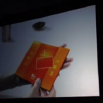 Samsung foldable prototype