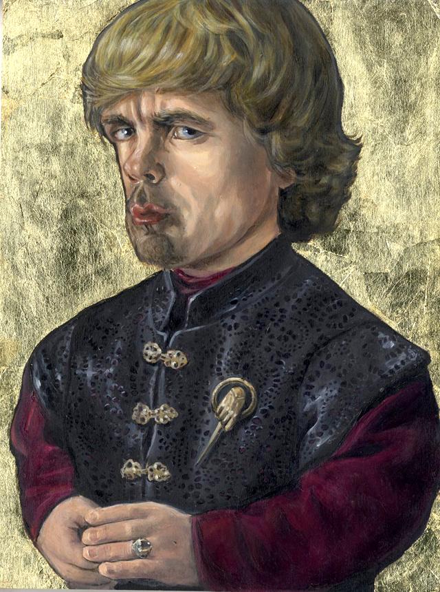 Tyrion Lannister by Wednesday Kirwan