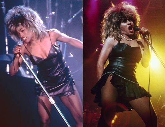 H Angela Bassett ως Tina Turner (Tina, 1993)