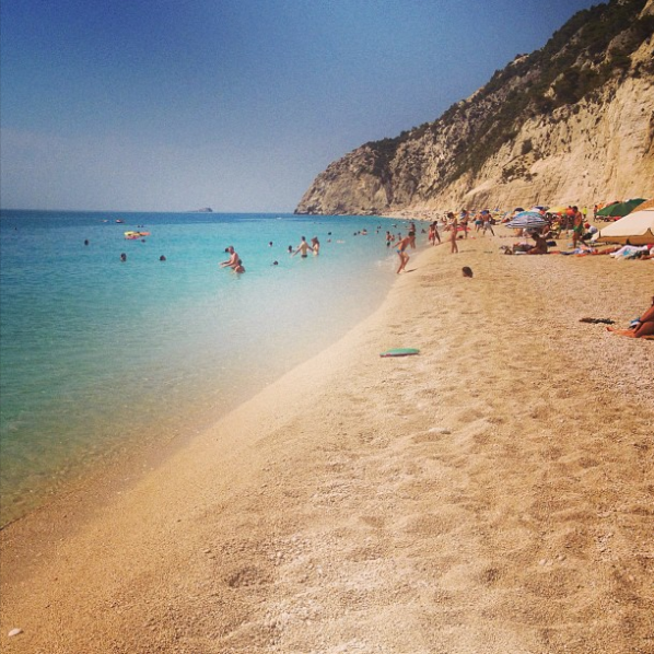 instagram greece beach2
