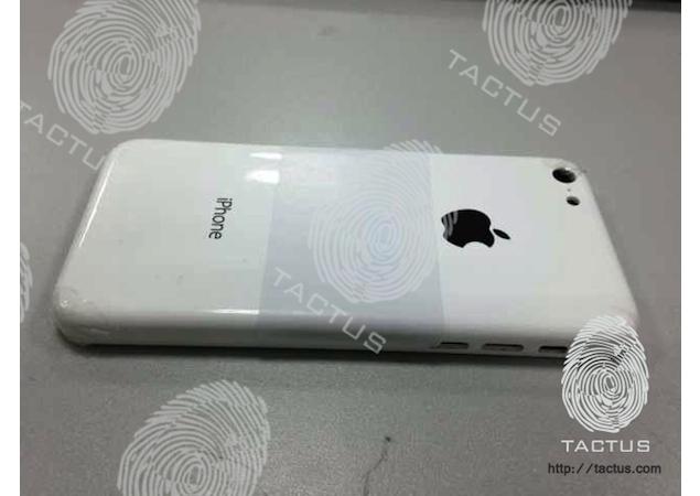 Μία από τις φωτό που έχουν διαρρεύσει από το φημολογούμενο οικονομικό iPhone που ετοιμάζει η Apple