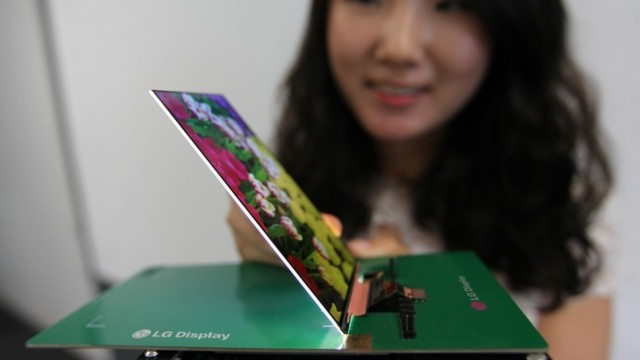 lg slimmest 1080p display