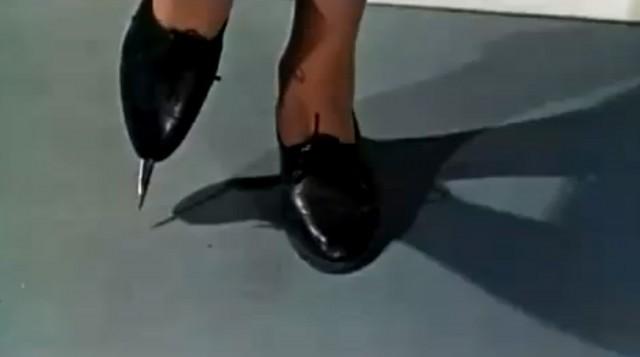 poison-shoe