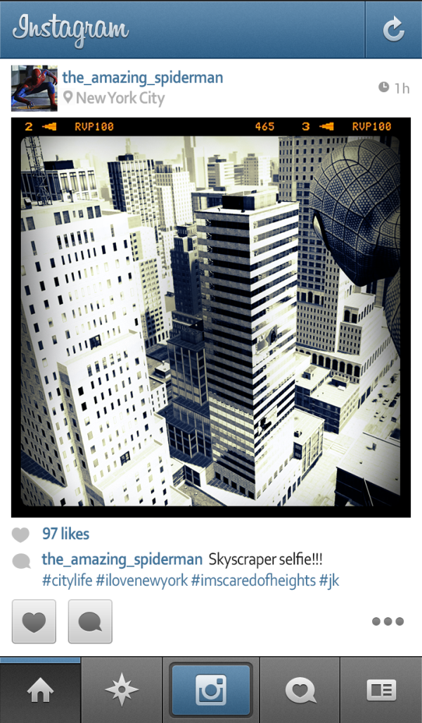 spiderman_instagram