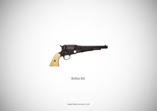 5-buffalo bill