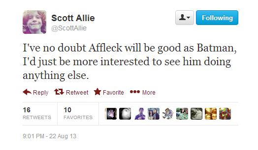 8-23 Tweets Allie