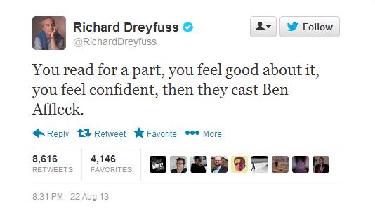 8-23 Tweets Dreyfuss