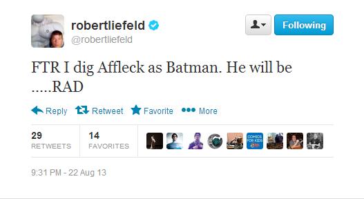 8-23 Tweets Liefeld