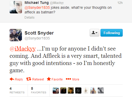 8-23 tweets Snyder