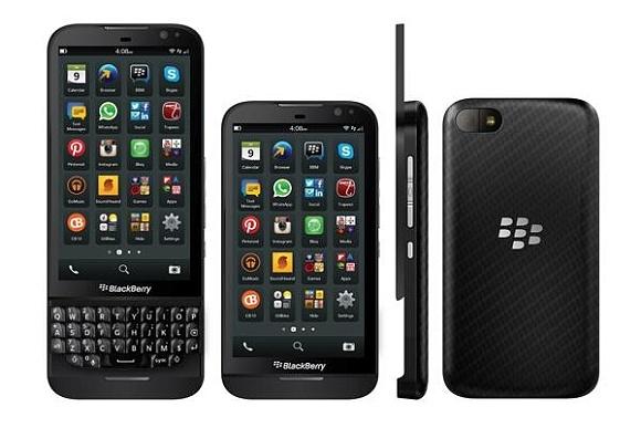 BlackBerryZ15