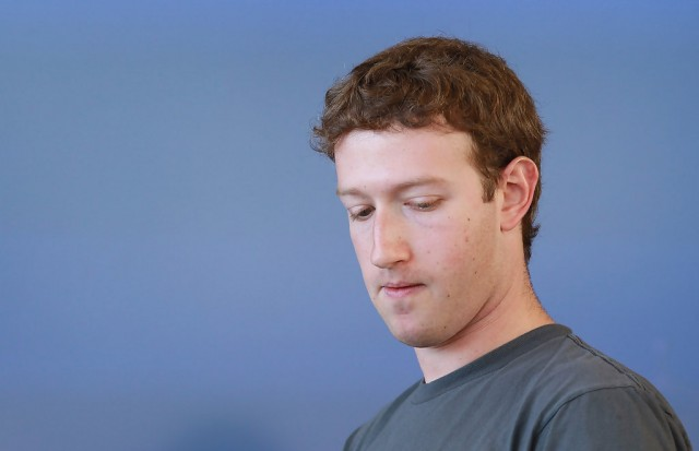 Marks facebook account gets hacked