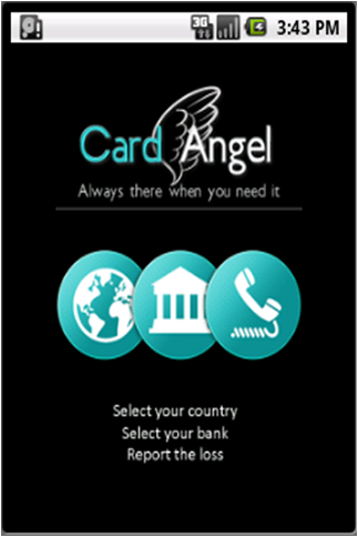 card angel - 3 steps