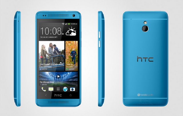 HTC ONE MINI VIVID BLUE