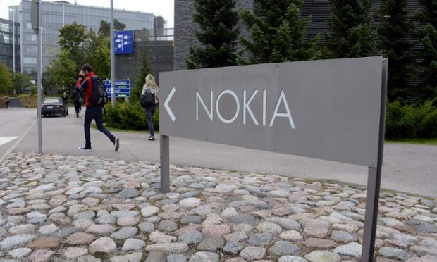 Finland Microsoft Nokia