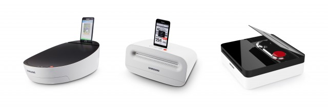 Samsung new Concept Printers