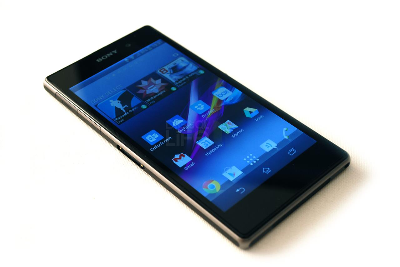 sony xperia z1 review. Black Bedroom Furniture Sets. Home Design Ideas