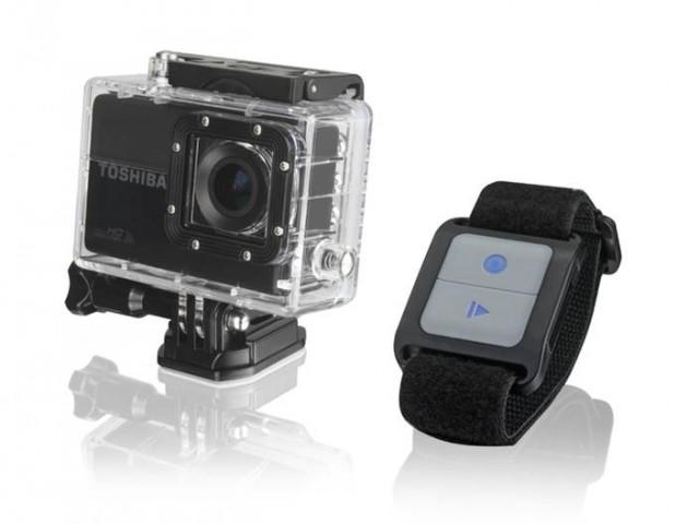 Toshiba Camileo X-Sports sportscam
