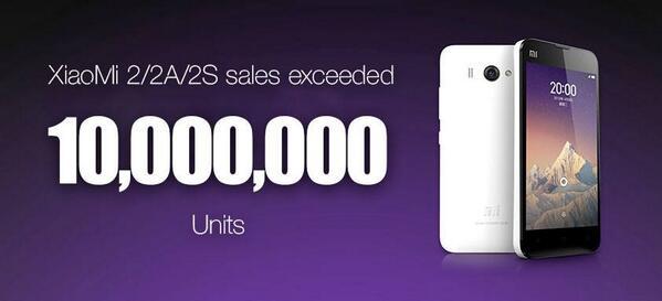 Xiaomi-Sales