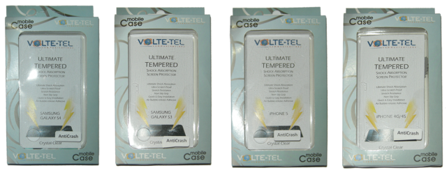 case mobile by volte tel