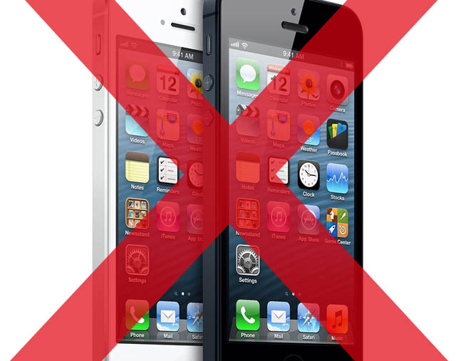 iphone 5 discontinued