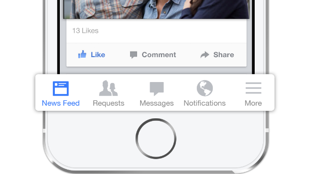 new facebook app for ios 7 (2)